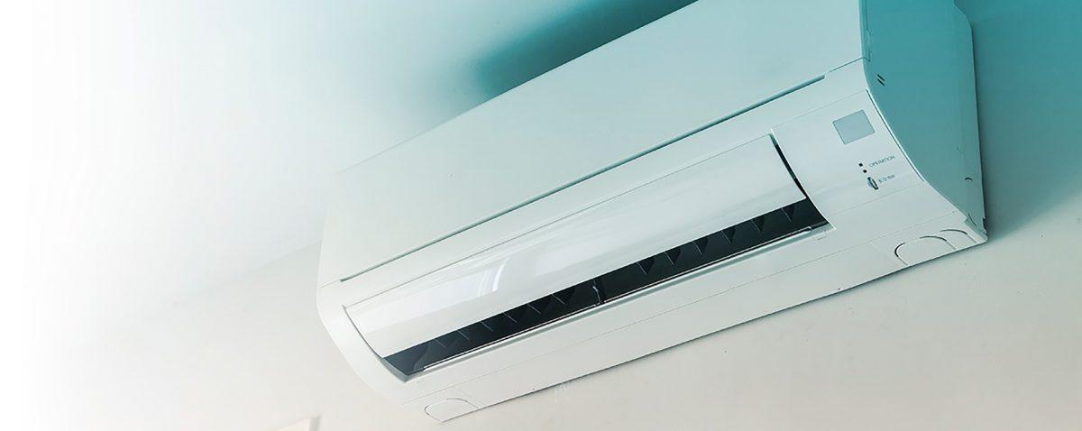 Instalación aire acondicionado - Instal·lació d'aire condicionat