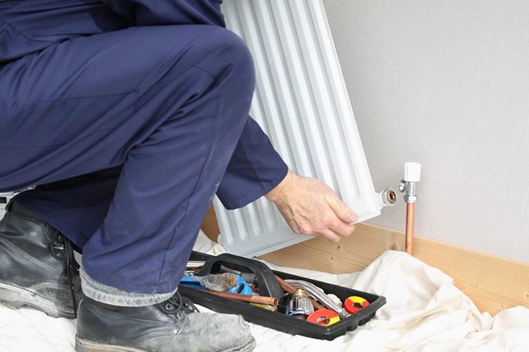 Inocencio Instal·lacions - Instalación de calefacción en Vilanova - Instal·lació de calefacció a Vilanova